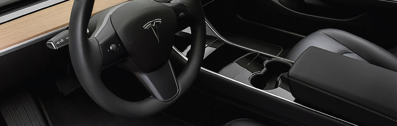 XPEL ULTIMATE PLUS 7 - Tesla Interior